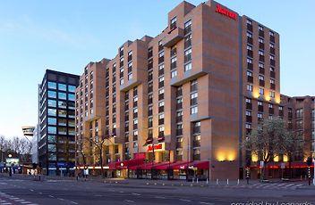 Amsterdam Marriott Hotel exterior